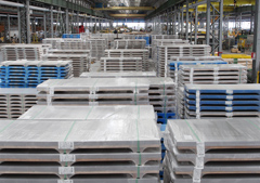 stainless steel flat products cold rolled sheets packaging marcegaglia specialties
