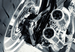 stainless steel welded tubes automotive mechanical applications for motorbike marcegaglia specialties